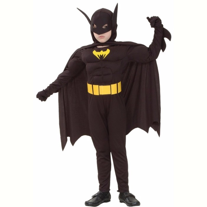 Costum Bat Hero 4-6 ani