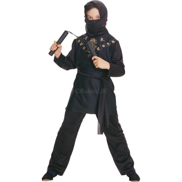 Costum BLACK NINJA