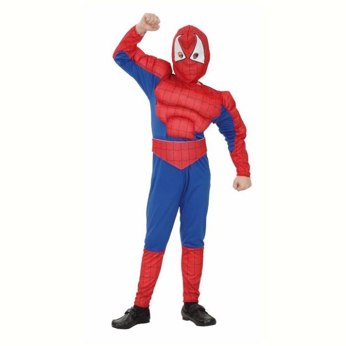 Costum Spider Hero 7-9 ani