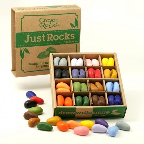 Set Creioane Cerate Crayon Rocks 64 buc/32 culori