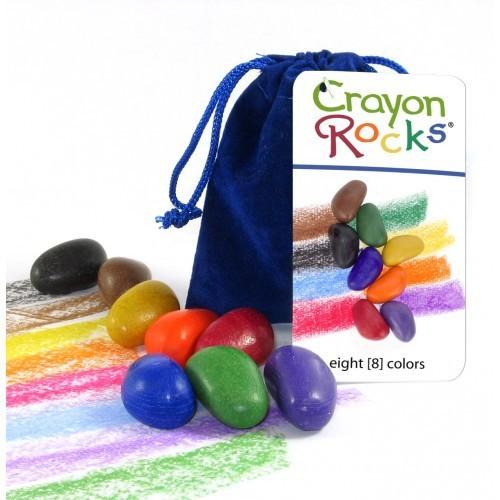 Set Creioane Cerate Crayon Rocks 8 buc