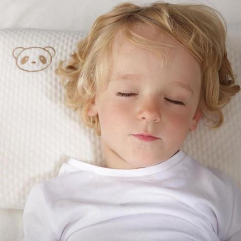 Imagine 8Perna pentru dormit din spuma cu memorie cu husa din bambus