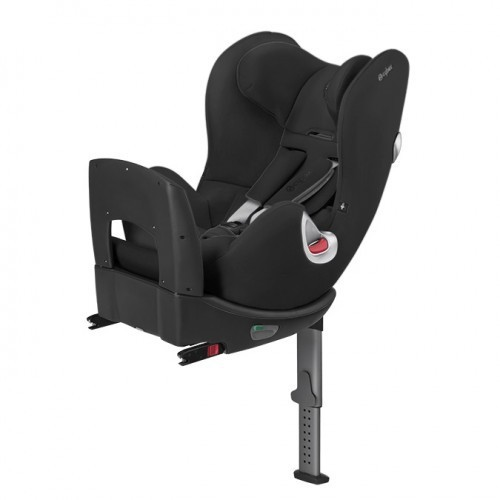 Scaun Auto Sirona Isofix Happy Black