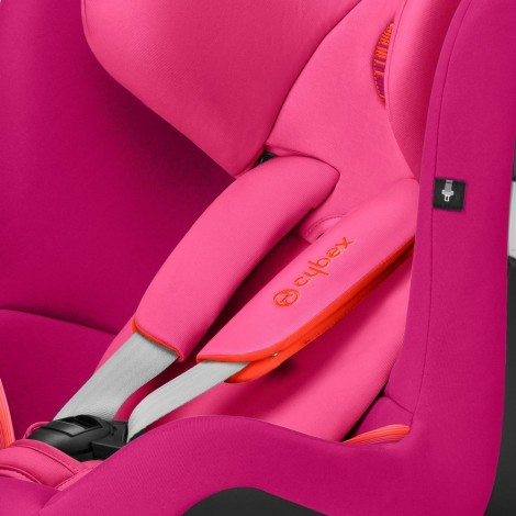 Imagine 3Scaun Auto Sirona M2 i-Size Pink Purple