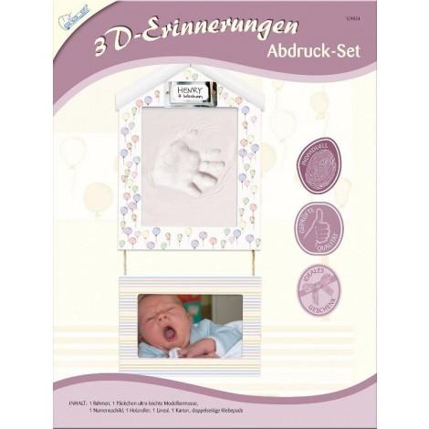 Imagine 13D Memories Set Amprenta Bebelusi - Little House