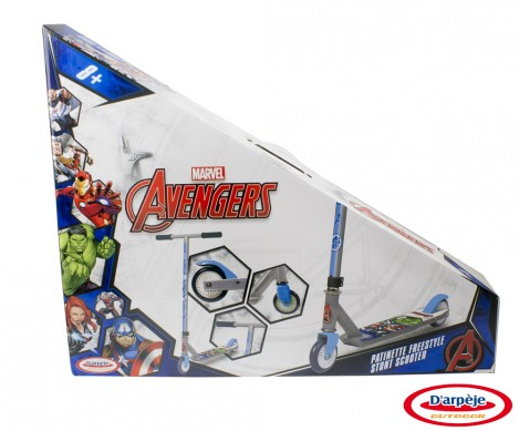 Imagine 2Trotineta Avengers