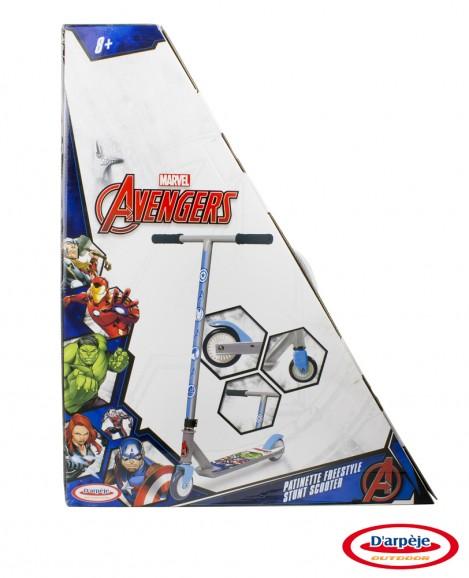 Imagine 3Trotineta Avengers