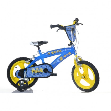 Imagine 1Bicicleta Minions 16""