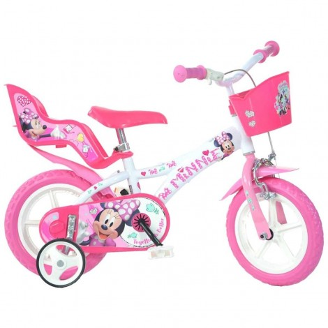 Imagine 1Bicicleta Minnie 12""