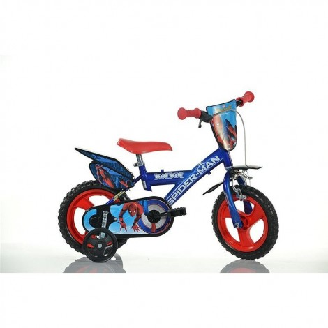 Imagine 1Bicicleta Spiderman Home 12""
