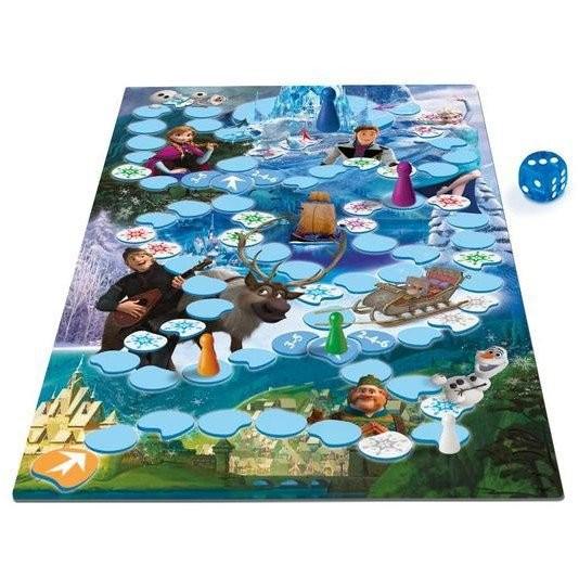 Joc - Anna si Elsa in Regatul de Gheata