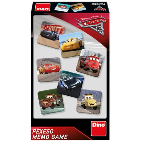 Imagine 1Joc de memorie - Cars 3