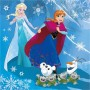 Imagine 2Puzzle 3 in 1 - Frozen (3 x 55 piese)