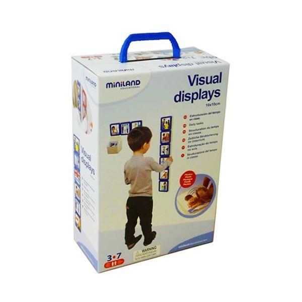 Display vizual - Activitatile zilnice