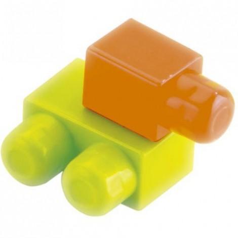 Imagine 2Cuburi colorate de construit - 85 piese