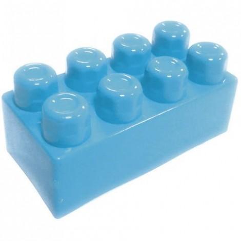 Imagine 3Cuburi colorate de construit - 85 piese