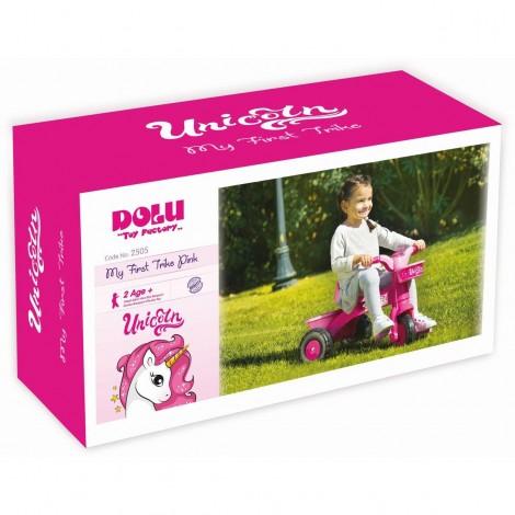 Imagine 2Prima mea tricicleta roz - Unicorn