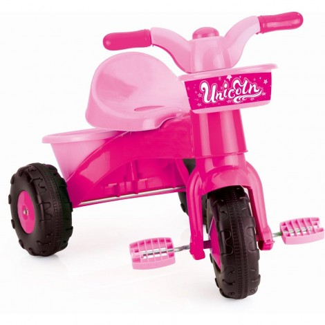 Imagine 1Prima mea tricicleta roz - Unicorn