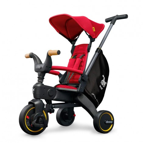Imagine 1Tricicleta Liki Trike S3 Flame Red