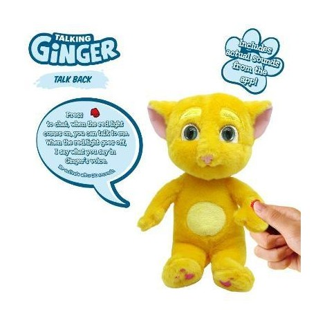 Imagine 5Tom si prietenii vorbareti - Ginger