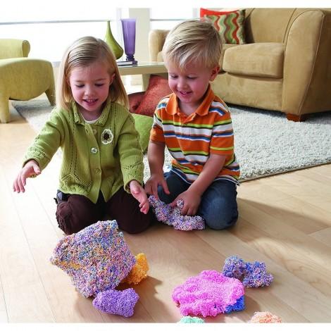 Imagine 2Spuma de modelat - set 6 culori