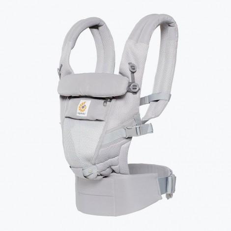 Imagine 1Marsupiu Ergobaby Adapt Cool Air Mesh Pearl Grey