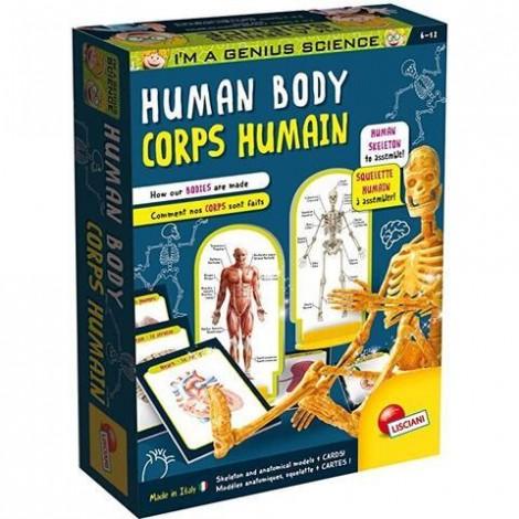 Imagine 1Experimentele micului geniu - Corpul uman