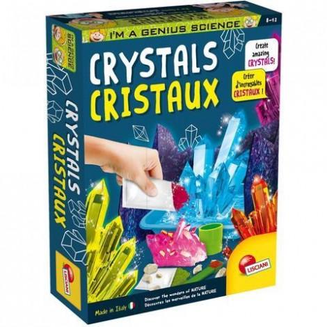 Imagine 1Experimentele micului geniu - Cristale magice