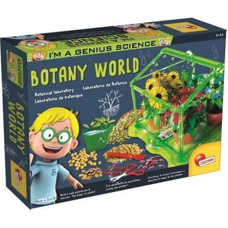 Imagine 1Experimentele micului geniu - Gradina Botanica