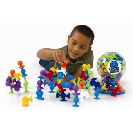Imagine 2Joc de constructie Squigz Deluxe Set