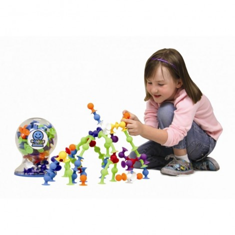 Imagine 1Joc de constructie Squigz Deluxe Set