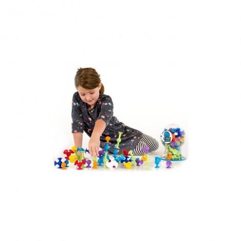 Imagine 6Joc de constructie Squigz Starter Set