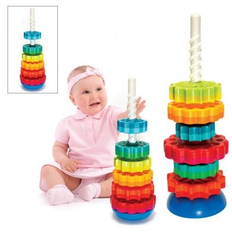 Imagine 1Piramida cu rotite pentru bebelusi