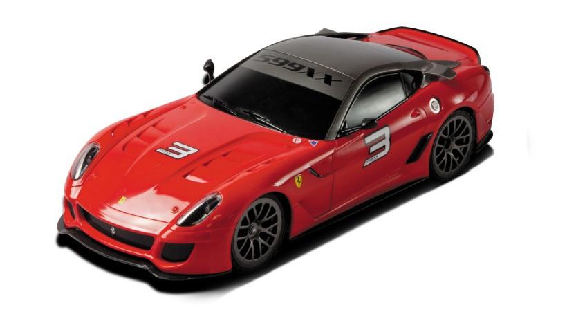 Images Ferrari 599XX