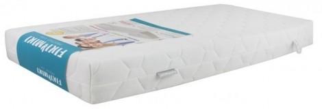 Imagine 2Saltea latex spuma poliuretanica cocos Prestige Line 120/60/13 cm