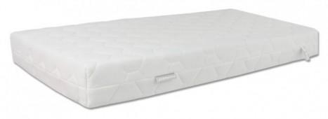 Imagine 3Saltea latex spuma poliuretanica cocos Prestige Line 120/60/13 cm