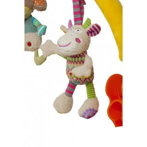 Imagine 2Bara cu jucarii pentru carucior