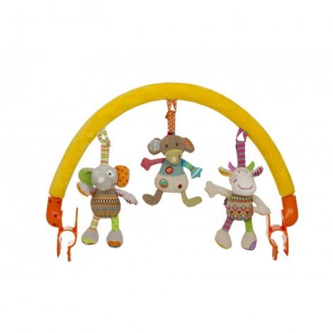 Imagine 1Bara cu jucarii pentru carucior