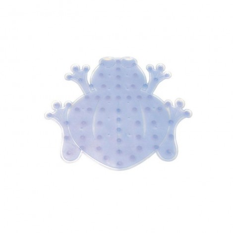 Imagine 1Covoras de baie antiderapant broscuta Blue
