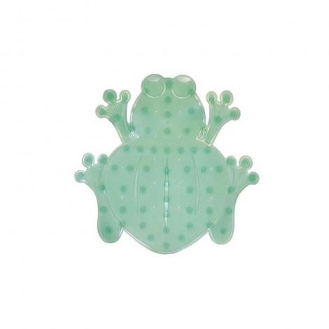 Imagine 1Covoras de baie antiderapant broscuta Green