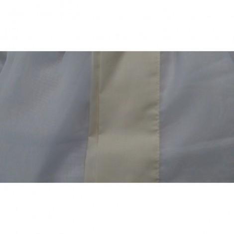 Imagine 3Perdea pentru baldachin Basic Galben