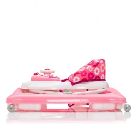 Imagine 2Premergator cu jucarie Pink Flower