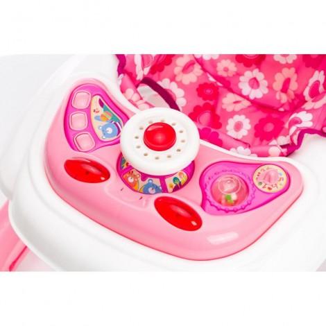 Imagine 4Premergator cu jucarie Pink Flower