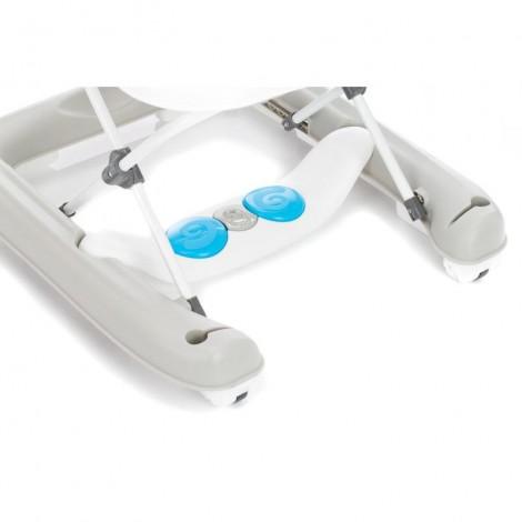 Imagine 6Premergator cu jucarie White Grey Plane