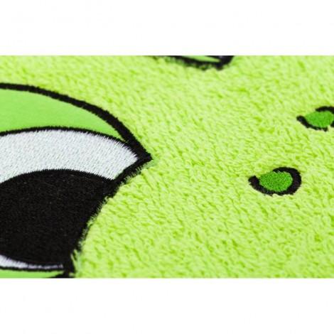 Imagine 2Prosop brodat Frog 75x75 cm
