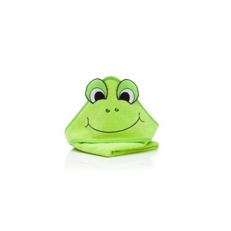 Imagine 1Prosop brodat Frog 75x75 cm