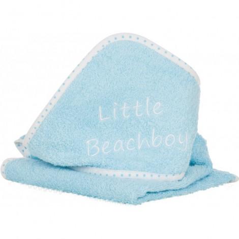 Imagine 1Prosop brodat Lisa Little BeachBoy 75x75 cm
