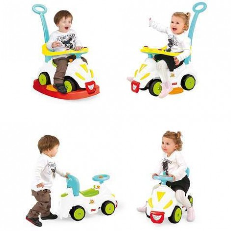 Imagine 2Masinuta 4 in 1 - Ride on rocker