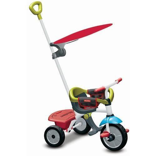 Tricicleta 3 in 1 Jolly Plus