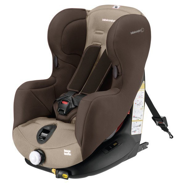 Fotoliu Auto Iseos Isofix Walnut Brown